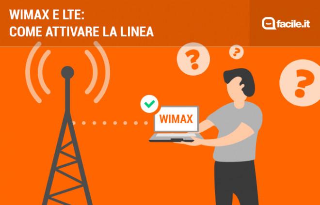 Come attivare una connessione Internet wireless: WiMAX e LTE