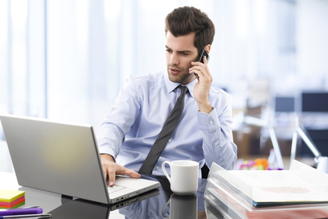 Soluzione Ufficio di Vodafone: Internet e chiamate illimitate con 7 interni inclusi
