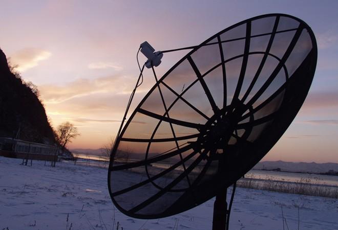 Con KA-SAT la banda larga è via satellite