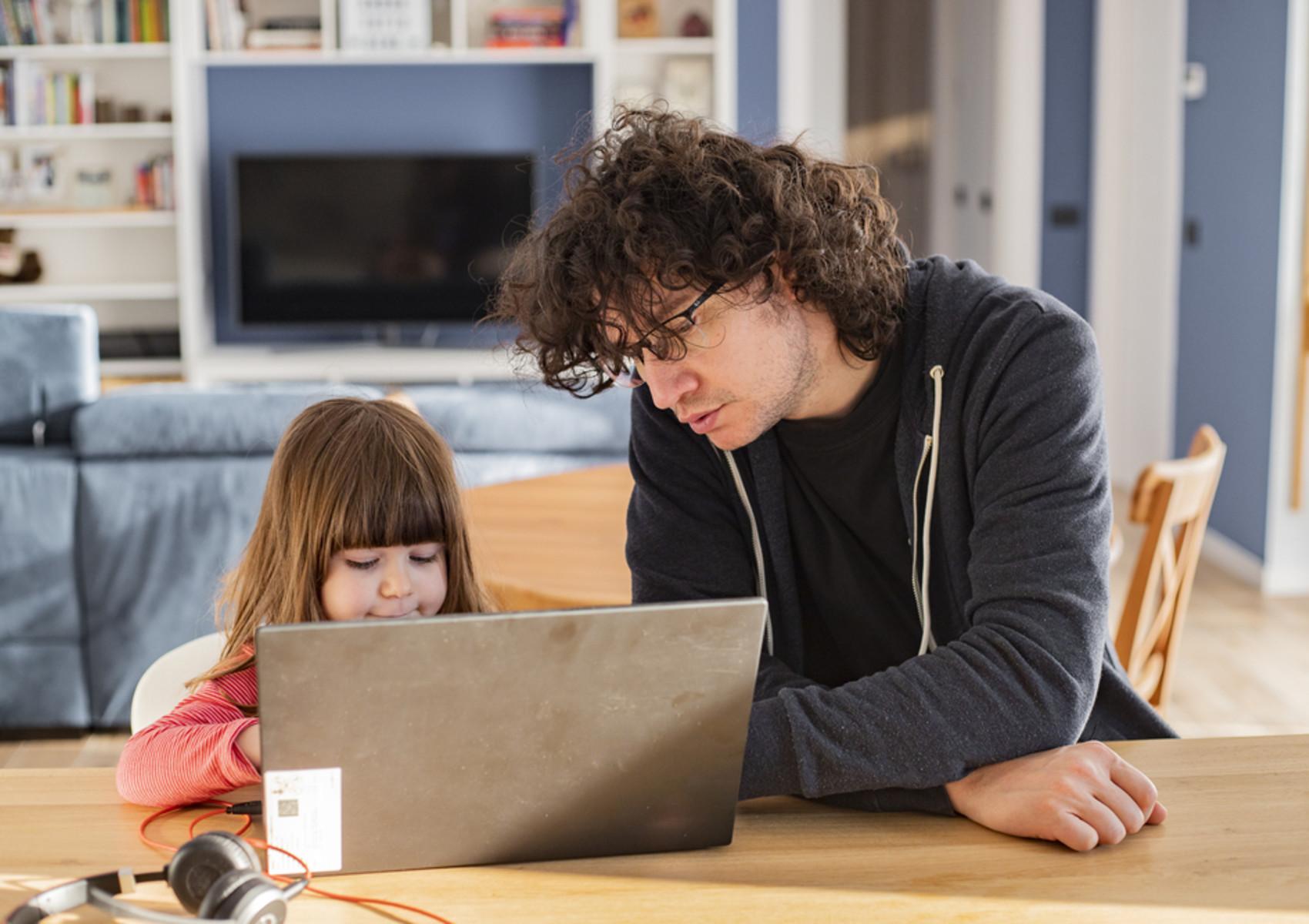 Smartworking e famiglie ai tempi del Covid19: il