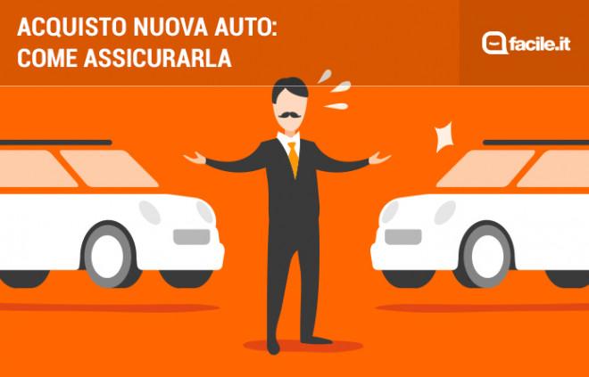 Acquistare o cambiare un'auto: come attivare la polizza
