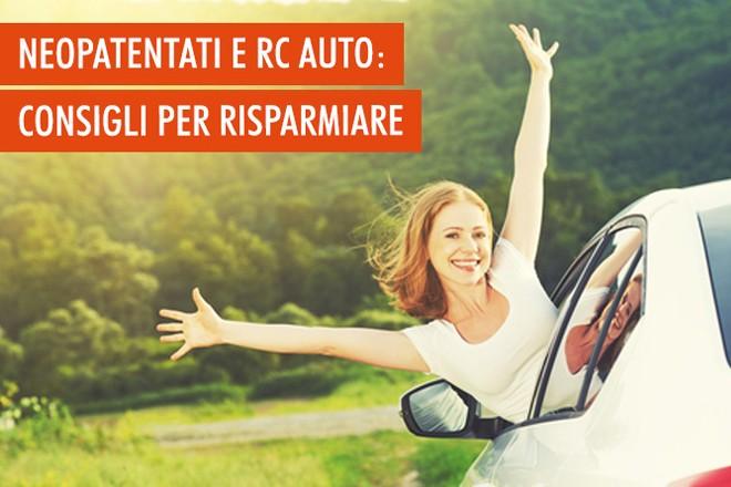 Assicurazione per neopatentati: come risparmiare sulla RC auto
