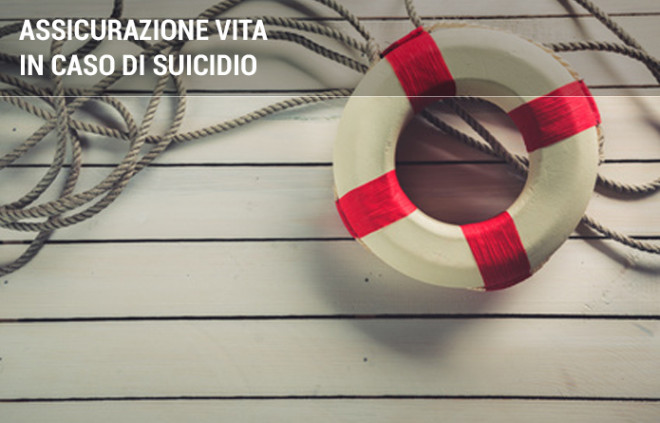 Assicurazione vita: cosa succede in caso di suicidio