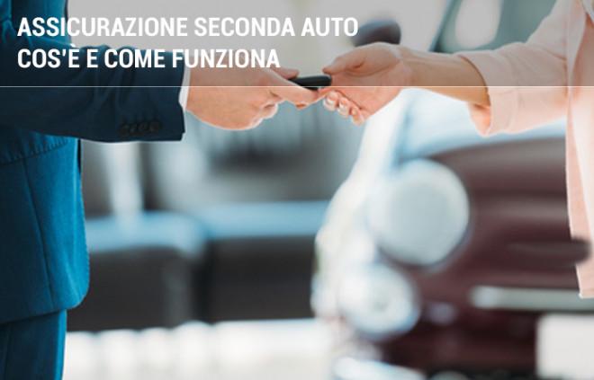 Assicurare una seconda auto: quanto costa