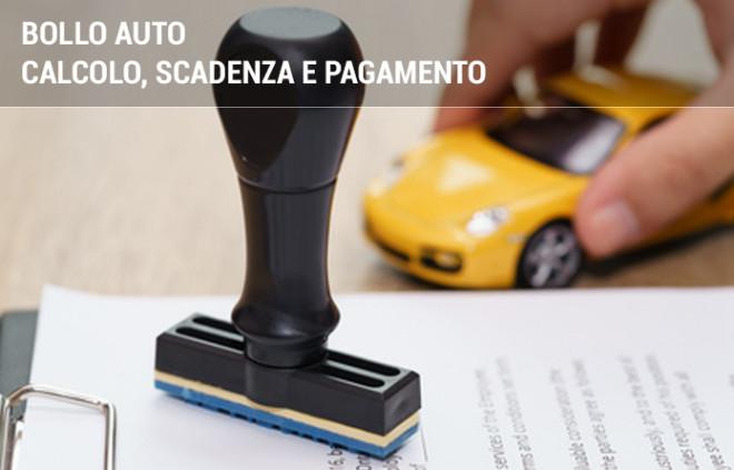 Bollo auto: calcolo, scadenza e pagamento