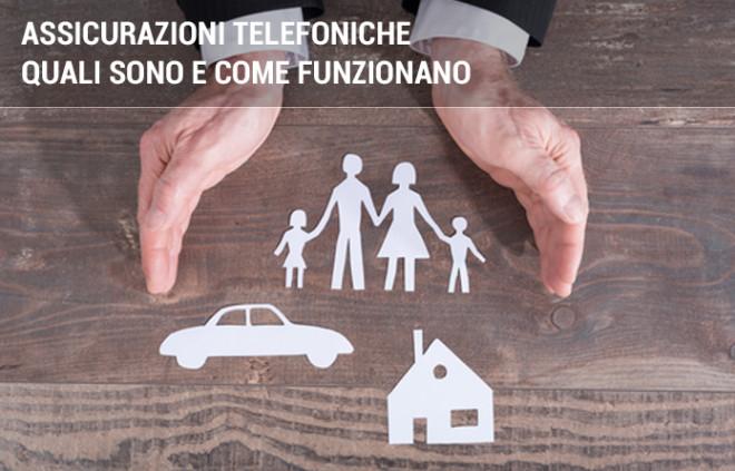 Assicurazioni telefoniche e assicurazioni online: quali sono e come funzionano