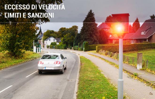Eccesso di velocità: limiti, sanzioni e tolleranza