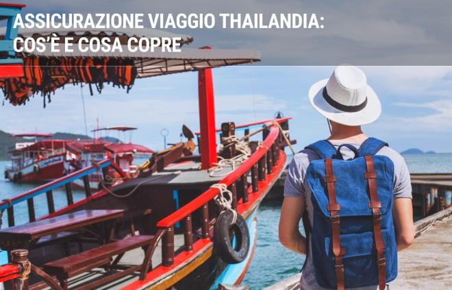 Assicurazione viaggio Thailandia: cos'è e cosa copre