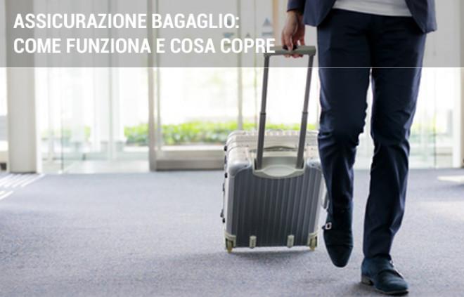 Assicurazione bagaglio: cos'è, come funziona e cosa copre