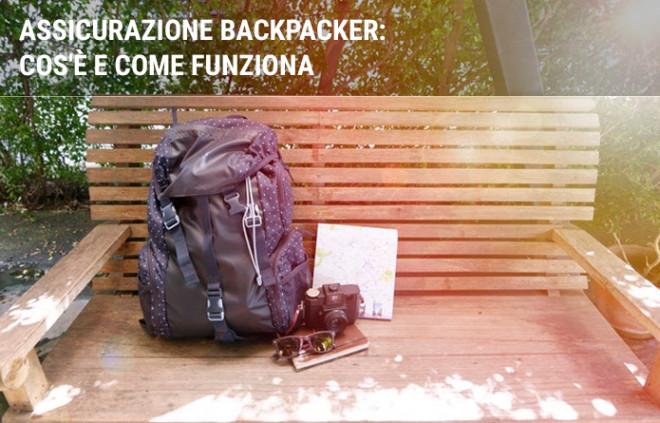 Assicurazione backpacker: come funziona la polizza viaggi zaino in spalla