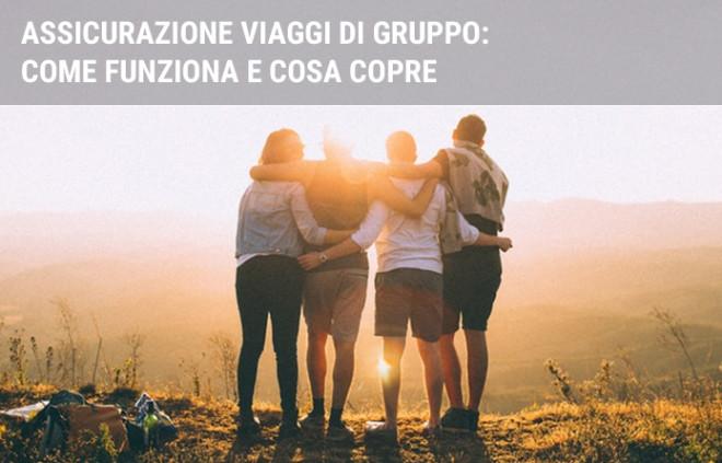 Assicurazione viaggi di gruppo: come funziona e cosa copre