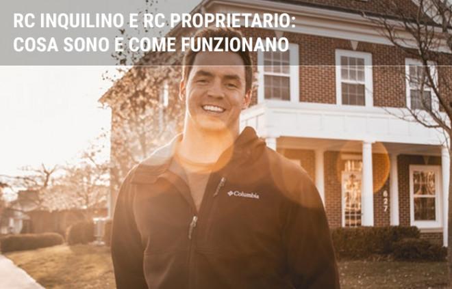 RC Inquilino e Rc Proprietario: cosa sono e come funzionano