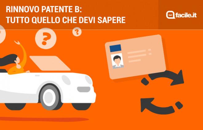 Rinnovo patente B: tutto quello che devi sapere