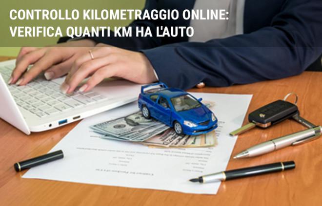 Controllo kilometraggio online: verifica quanti km ha l'auto