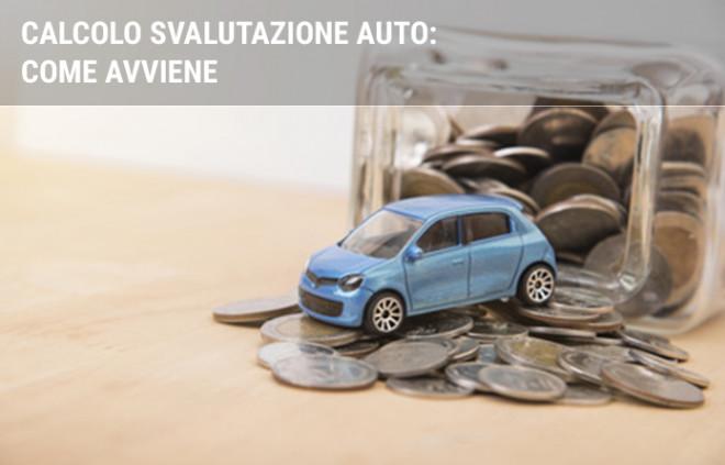 Calcolo svalutazione auto: come avviene