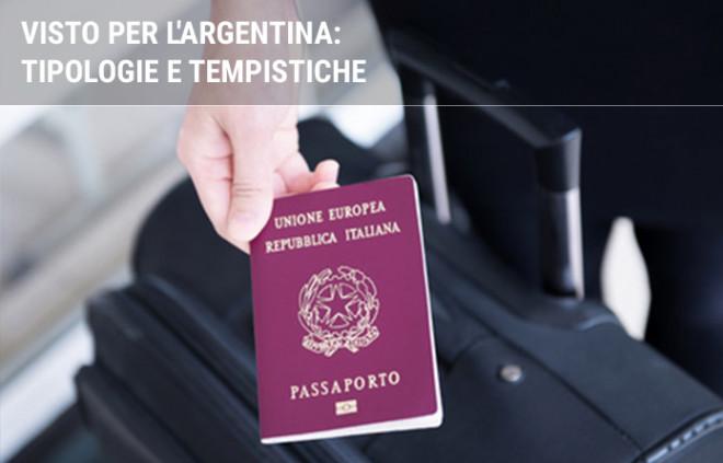 Visto per Argentina: tipologie di visti e quando richiederlo