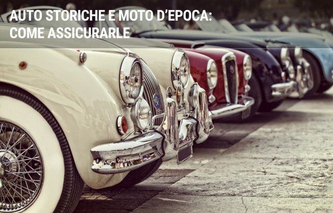 Assicurazione auto storiche e moto d'epoca: come funziona