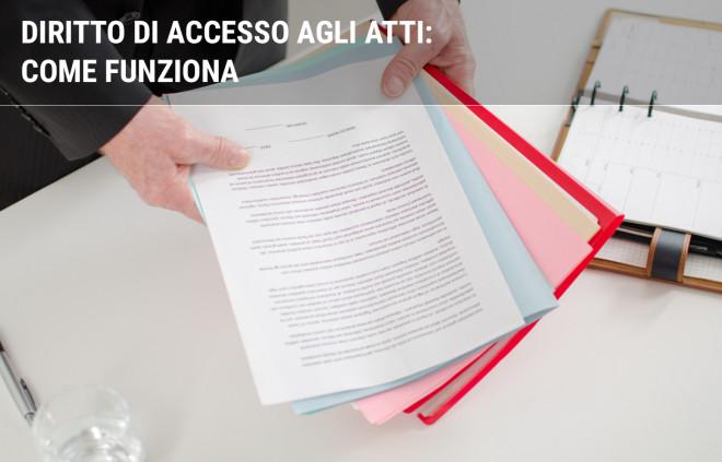 Diritto di accesso agli atti dell'assicurazione: perché e come richiederlo