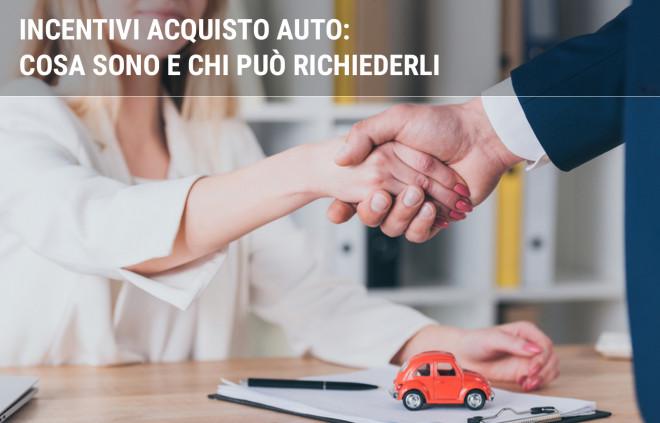 Incentivi auto: cosa sapere sul bonus per acquisto auto