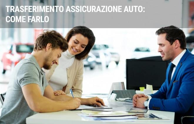 Trasferimento Assicurazione Auto: come farlo