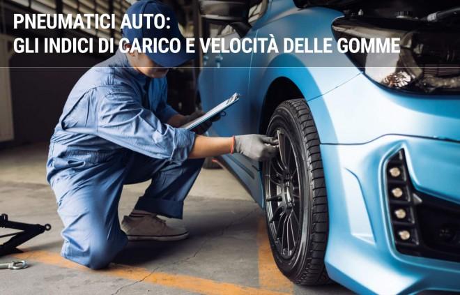 Pneumatici Auto: gli indici di carico e velocità delle gomme