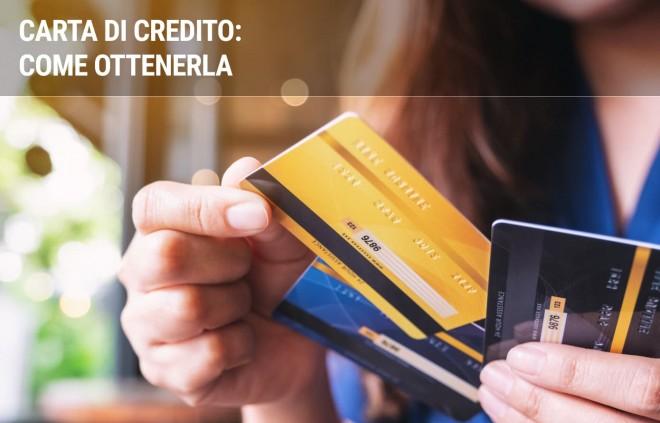 Carta di credito: chi può richiederla e come