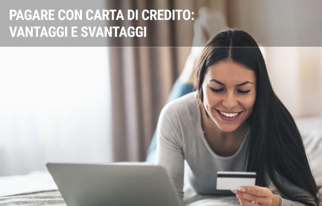 Carta di credito e pagamenti: vantaggi e svantaggi