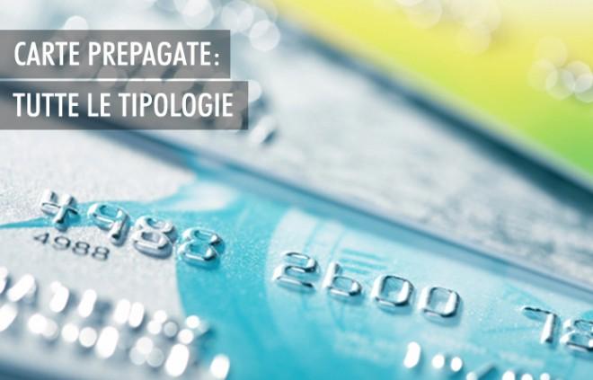Carte prepagate: tipologie e funzionamento