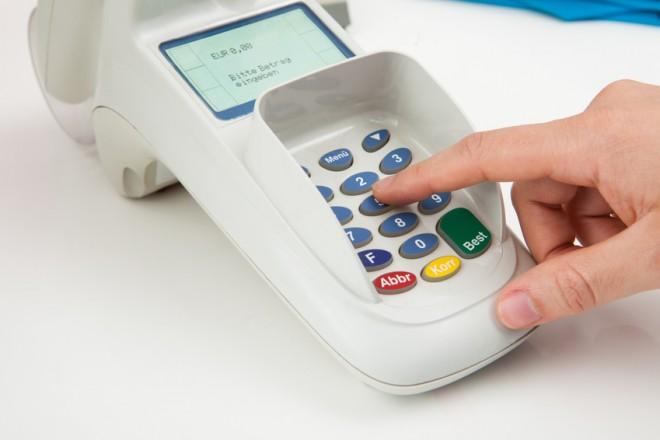 Arrivano le carte di credito biometriche