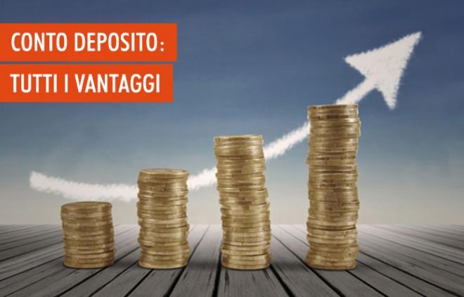 Conto Deposito: i vantaggi