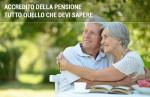 Conto corrente e accredito della pensione: come funziona