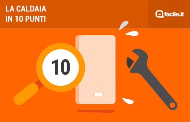 Caldaia: scelta, manutenzione e revisione in 10 punti