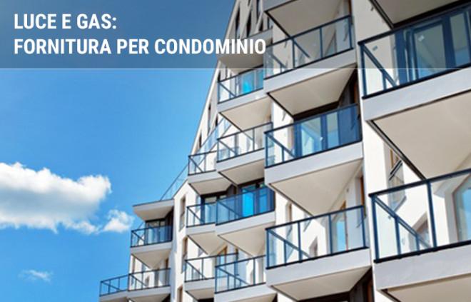 Offerte luce e gas per condominio