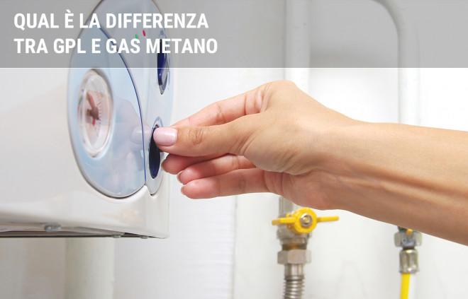 Differenza tra metano e GPL: qual è meglio per il riscaldamento di casa