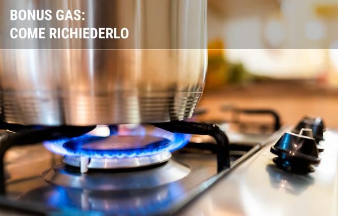 Bonus gas: cos'è e come funziona