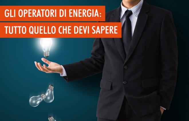 Gli operatori di energia: quanti sono e quali garanzie offrono?