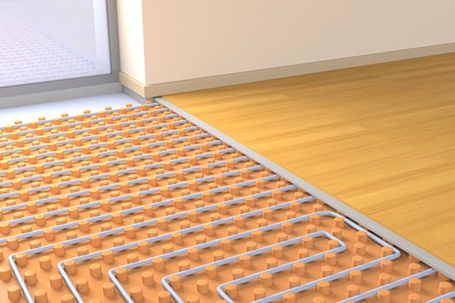 Come funziona il riscaldamento a pavimento: pro e contro