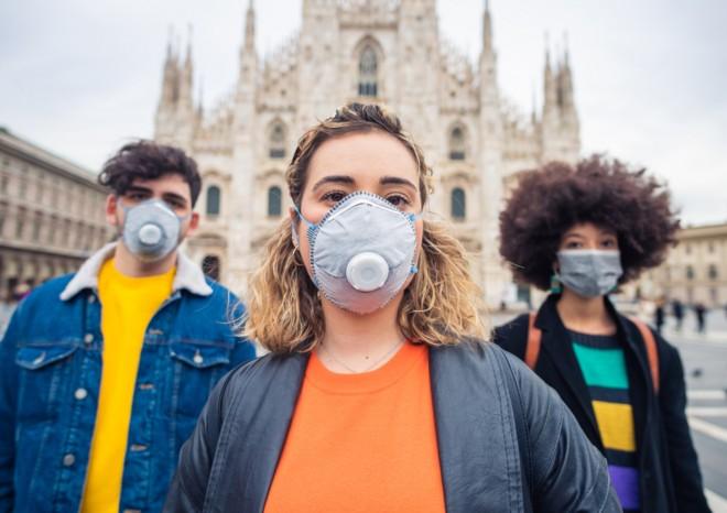 Inquinamento dell'aria: in Italia ben 22 città sono nella zona rossa