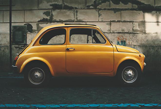 La cilindrata media delle auto circolanti in Italia è di 1.486 cc