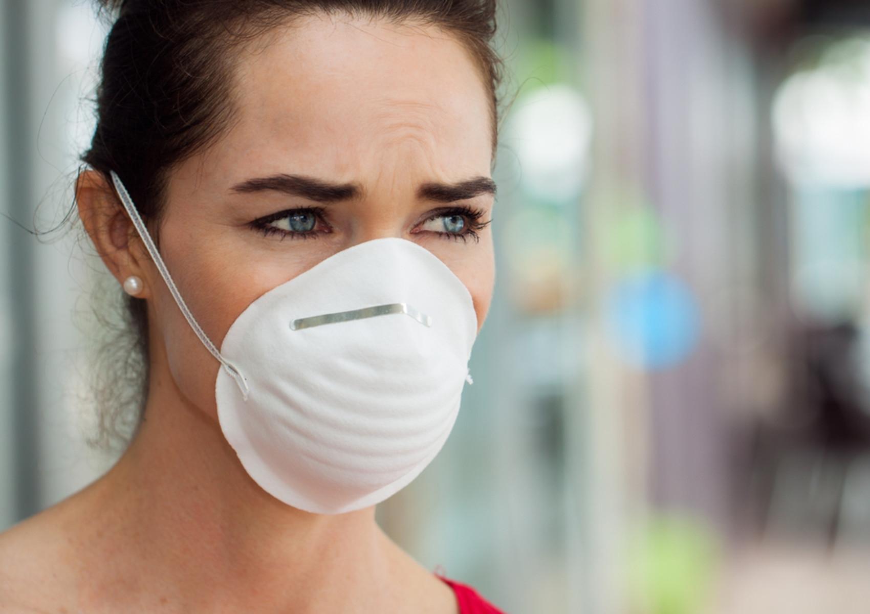 Covid19: obbligatorio l'uso delle mascherine all'aperto