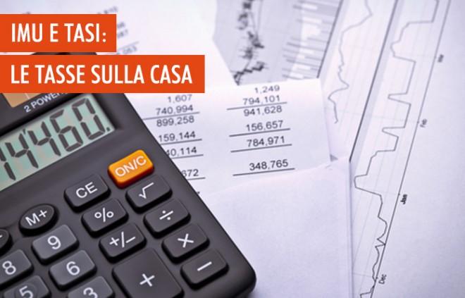 Imu e Tasi: le tasse sulla casa