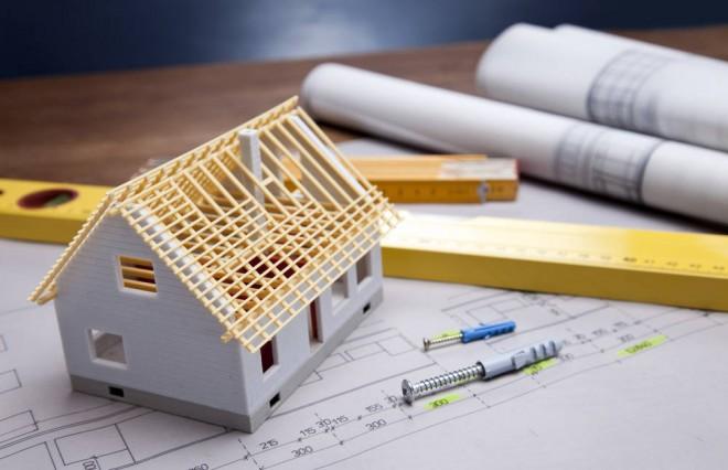 Mutuo casa economico per le abitazioni in 3D