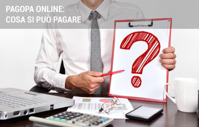 PagoPA: cosa è possibile pagare
