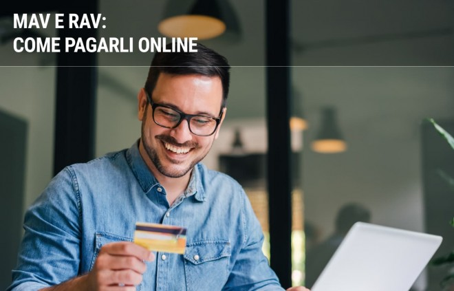 MAV/RAV: come pagarli online
