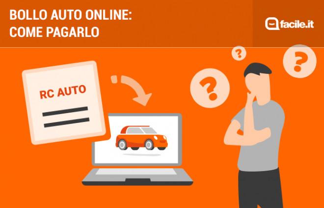 Bollo auto online: come pagarlo