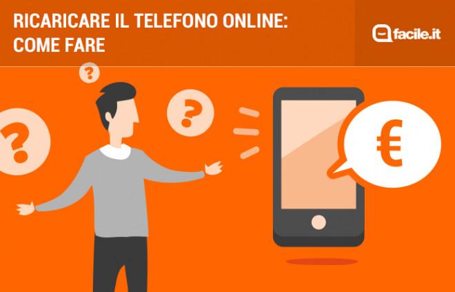 Ricarica cellulare online: come fare