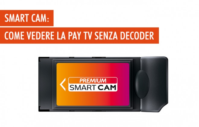 Mediaset Premium Cam: cos'è, come funziona e quanto costa