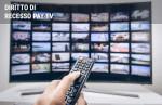 Diritto di recesso Pay TV