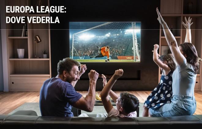 Europa League: dove vedere le partite in diretta