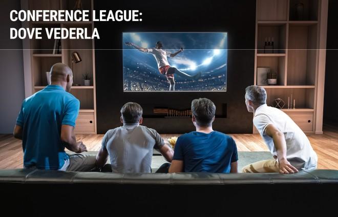 Conference League: dove vedere le partite in diretta